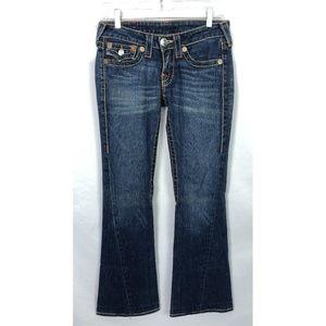 True Religion Joey Big T Boot Cut Jeans